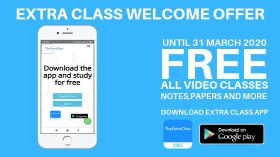Extra Class App