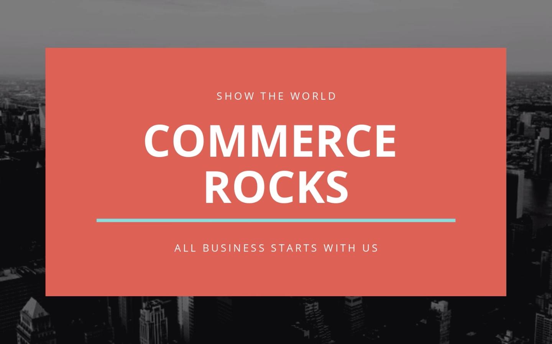 Extra Class - Commerce rocks